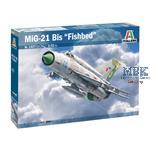 """MiG-21 Bis """"Fishbed""""  1/72"""