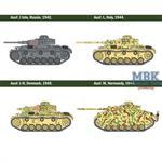 Panzer III Ausf. J/L/M/N  -  28mm