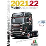 Italeri Katalog 2021 / 22