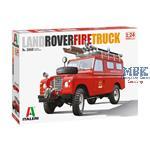 Land Rover Fire Truck  1/24