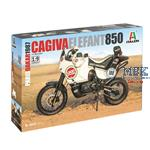 Cagiva Elefant 850 Paris-Dakar 1987 (1:9)