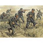 German Infantry WWII