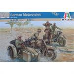 WW2 German Motorcycles
