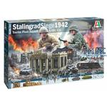 Stalingrad Siege 1942 Battle Set