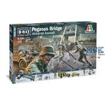 "Battle Set "" Pegasus Bridge "" Overlord 1944"