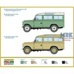 "LAND ROVER SERIES III 109 ""Guardia Civil"""