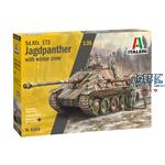 Sd Kfz 173 Jagdpanther + Winter Crew   1/35