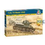 T34/76 Model 1943   1/72