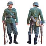 Deutscher Infanterist ca 1940 -1941 (1:9)
