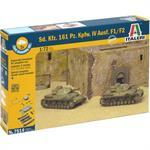 Sd. Kfz 161 Panzer IV Ausf. F1  1:72