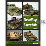 Modelling Churchills Book 1