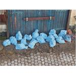 Müllsäcke blau / Garbage bags blue (20x)