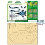 CAMO-MASK for F-15DJ 2005 JASDF Aggressor