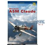Monographs 75 Mitsubishi A5M Claude