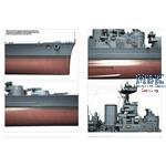 Kagero Super Drawings 3D Battlecruiser HMS Hood