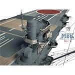 Kagero Super Drawings 3D Aircraft Carrier Kaga