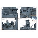 Kagero Super Draw. Japanese Battleship Hyuga