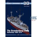 Kagero Super Draw. Brandenburg Class 1890-1918