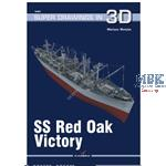 Kagero Super Drawings 3D SS Red Oak Victory
