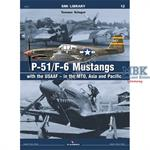 P-51/F-6 Mustangs with the USAAF Asia and Pacific