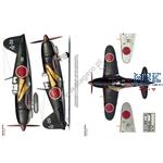 Camouflage & Decals - Japanese Fighters