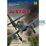 Monographs No. 55: Ju 87 D/G, Vol. II.