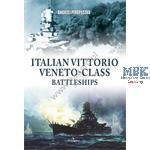 Italian Vittorio Veneto Class Battleships