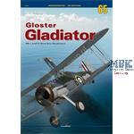 Monographs No. 65 Gloster Gladiator Mk. I + Mk. II
