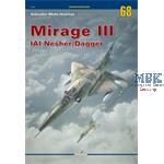 Monographs No. 68 Mirage III IAI Nasher/Dagger