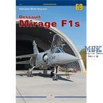 Monographs No. 69 Dassault Mirrage F1s