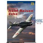 Monographs 73 Mitsubishi A6M Reisen Zero vol. II