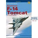 Monographs No. 74  F-14 Tomcat in US Navy Service