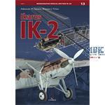 Monographs Special Edition Ikarus IK-2
