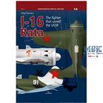 Monographs Special Edition I-16 Rata