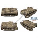 Kagero Photosniper 25 Panzer II & Luchs