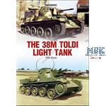Kagero Photosniper 31 38M Toldi light Tank