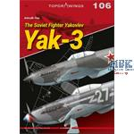 Kagero Top Drawings 106 Soviet Fighter Yak-3