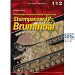 Kagero Top Drawings 112 Sturmpanzer IV Brummbär