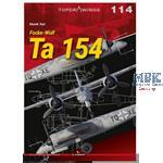 Kagero Top Drawings 114 Focke-Wulf Ta 154