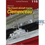 Kagero Top Drawings 116 Clemenceau French Aircraft