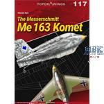 Kagero Top Drawings 117 Me 163 Komet