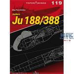 Kagero Top Drawings 119 Ju188 / 388