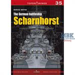 Kagero Top Drawings 35 Scharnhorst