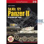 Kagero Top Drawings 39 Sd Kfz 121 Panzer II all