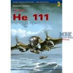 Kagero Top Drawings 56 Heinkel He 111 Vol. 1