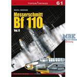 Kagero Top Draw.61 Messerschmidt Bf 110 Vol. 2