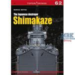 Kagero Top Draw.62 Japanese Destroyer Shimkaze