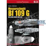 Kagero Top Draw.63 Messerschmidt Bf109 G,G5-14