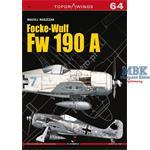 Kagero Top Draw.64 Focke-Wulf Fw 190A