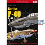 Kagero Top Drawings 68 Curtiss P-40 B, C, D, E
